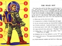 Into space with Ace Brave, space-master
