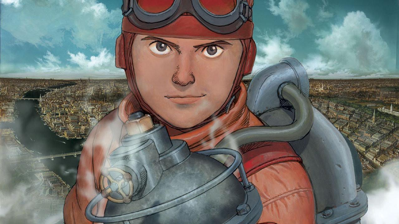 Steamboy de Katsuhiro Otomo
