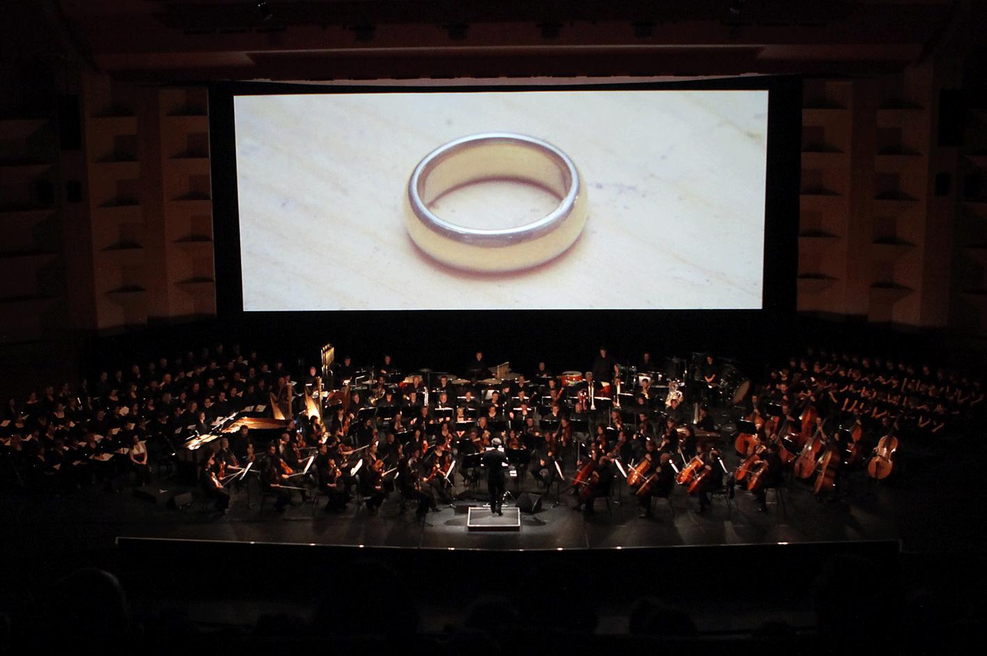 seigneur des anneaux auditorium lyon 2012
