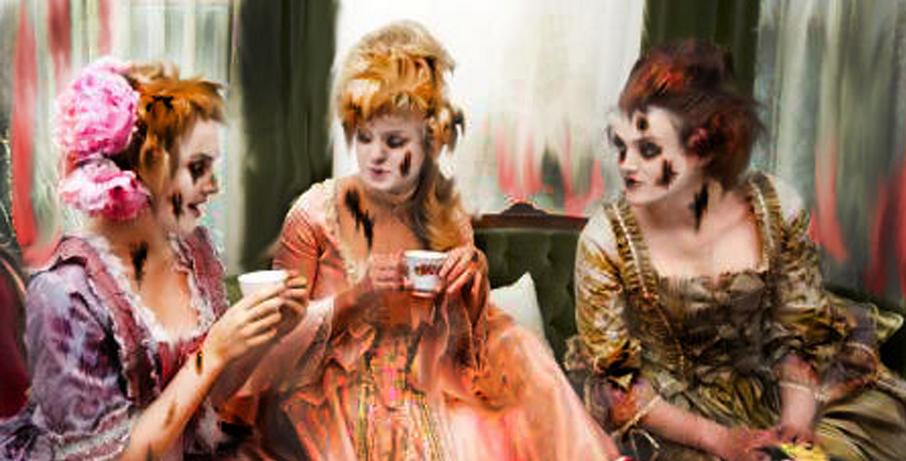Zombie Tea Party 2013